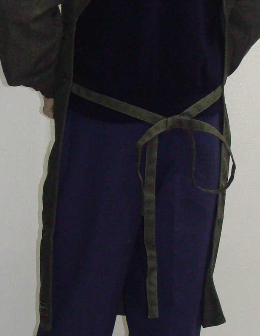 Welding Apron with strips